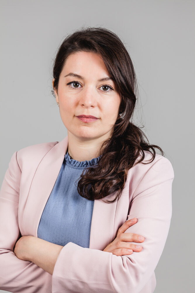 Bewerbungsfoto Frau